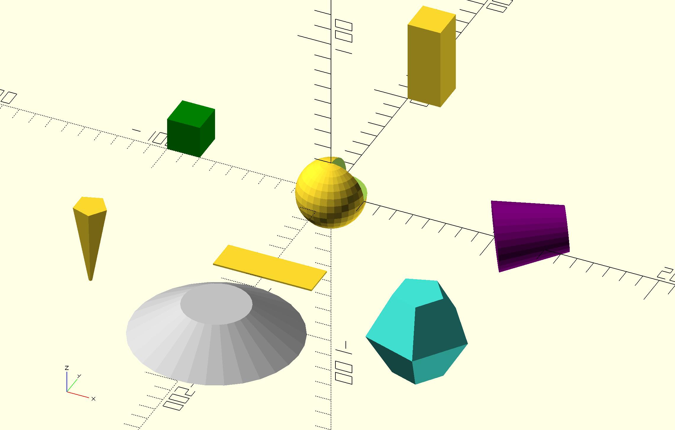 Maggie Ricciardelli Portfolio – Introduction to 3D Printing