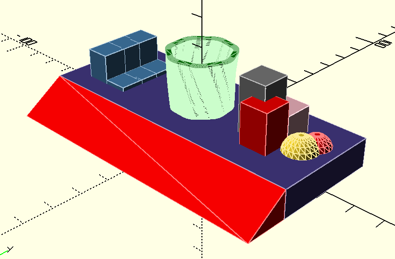 OpenSCAD Project: Desk Accessory – Introduction to 3D