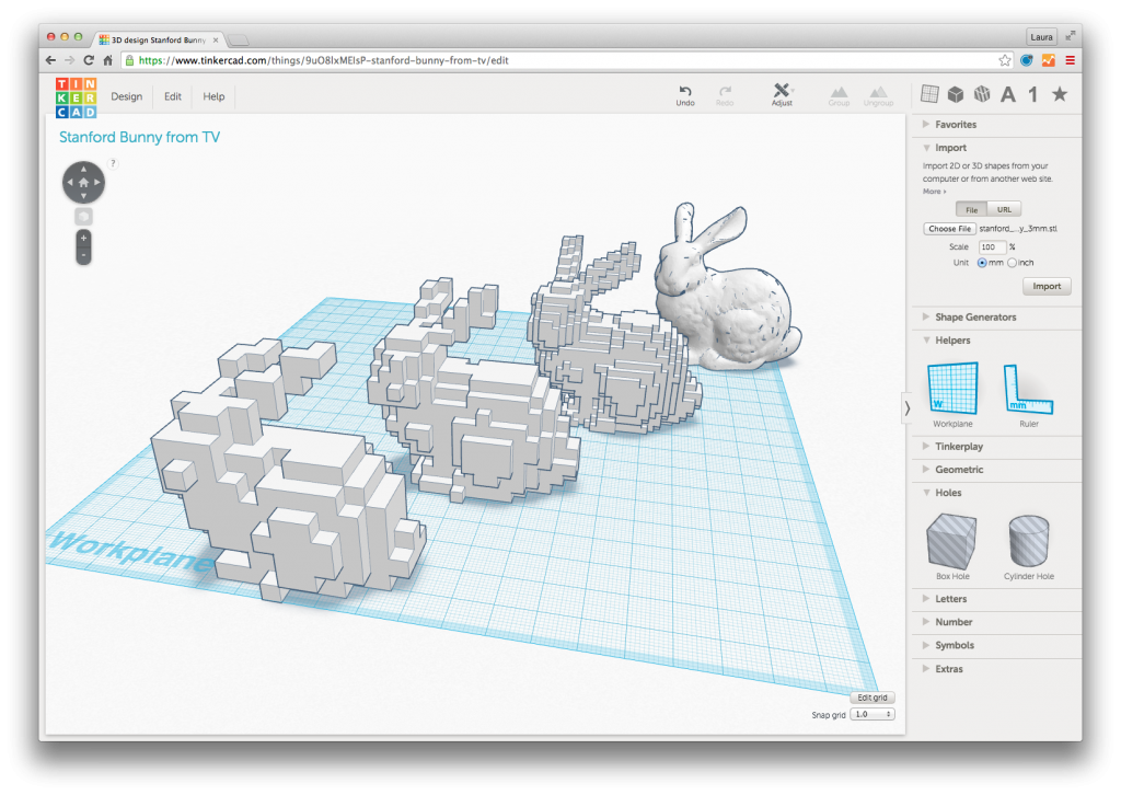 stanford_bunny_tinkercad_pic