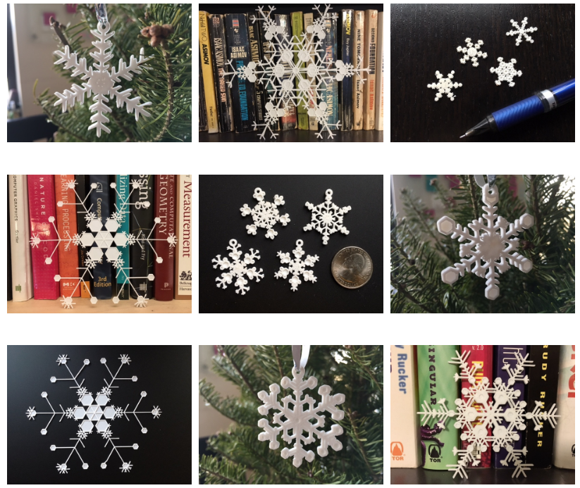 The Snowflake Machine - mathgrrl
