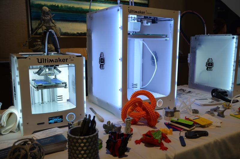 Ultimaker machines and prints