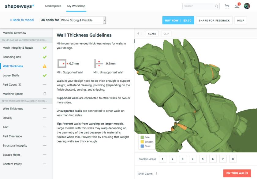 Tutorial for Hero Forge Meshmixer 3D model edit for printing of custom D&D tabletop gaming character creator