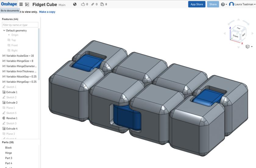 3D design 3D printing parametric 3D design easy 3D design tutorial classes instructional videos onshape tutorial