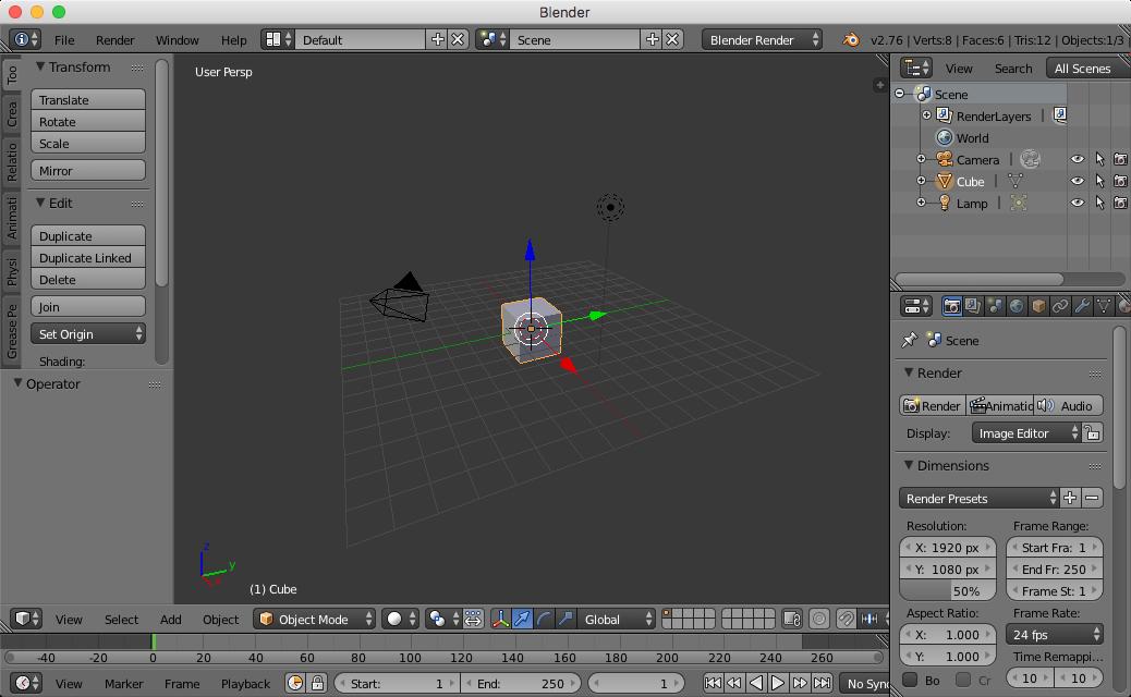 3d modeling 3D modeling software 3D design software 3D design Blender MakePrintable how to 3D design