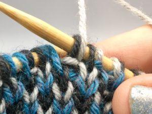 Triple Check Knit - mathgrrl