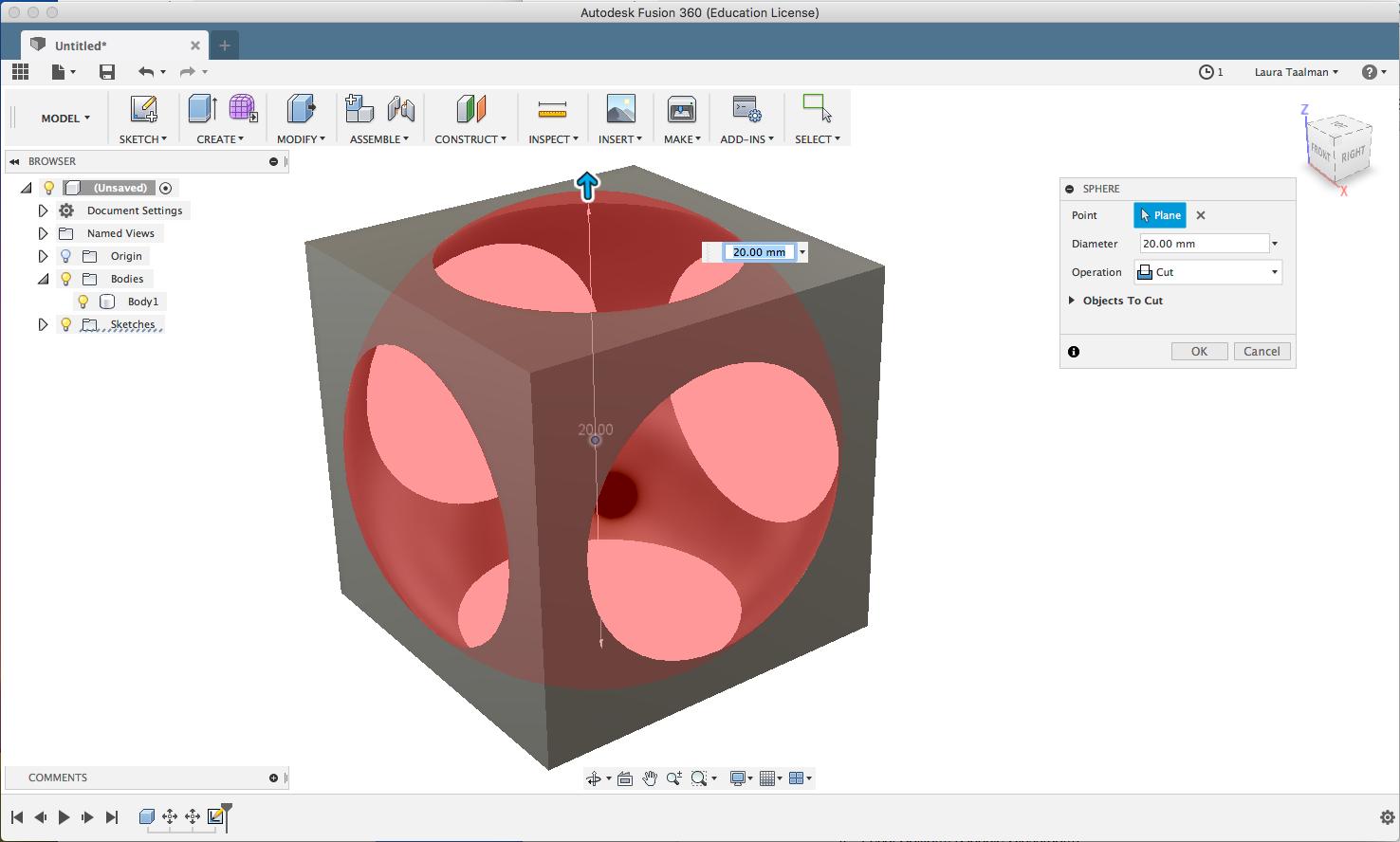 Design Tour: Tinkercad, Fusion 360, OpenSCAD, and Customizer - mathgrrl