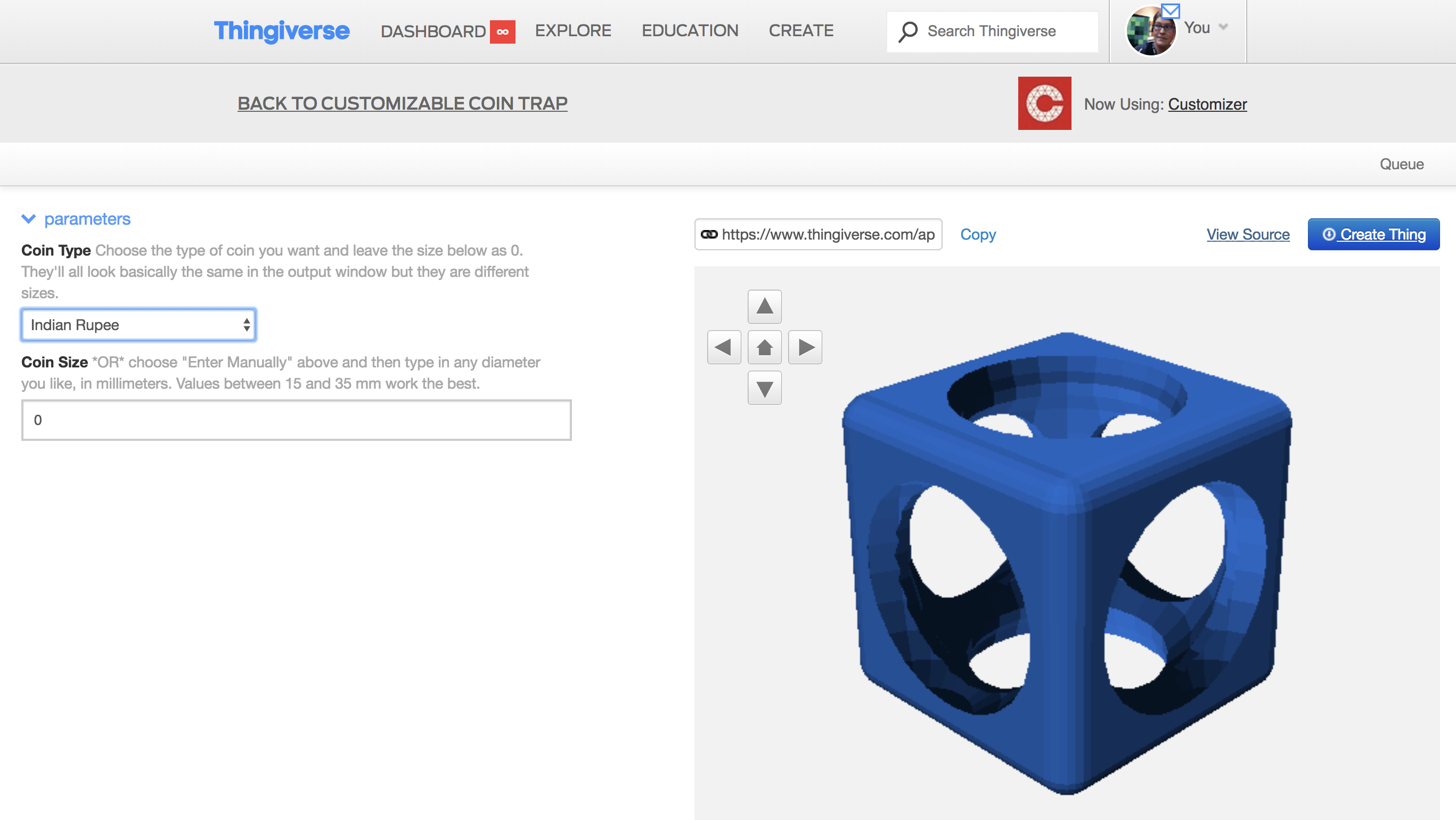 Design Tour: Tinkercad, Fusion 360, OpenSCAD, and Customizer